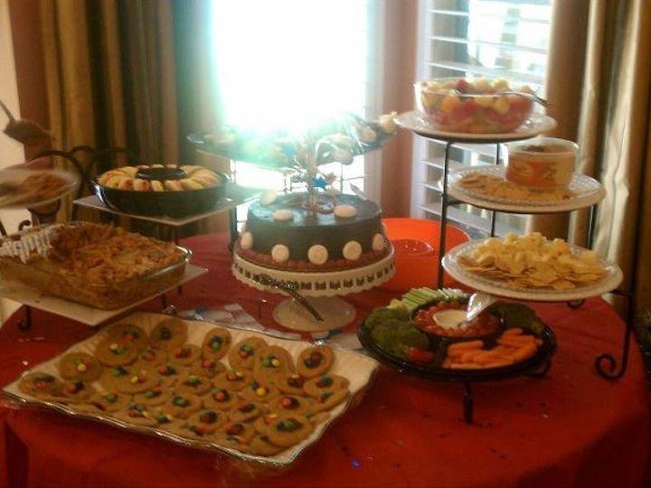 Tmx 1436101533795 Ganache Birthday Cake Palm Harbor, Florida wedding cake