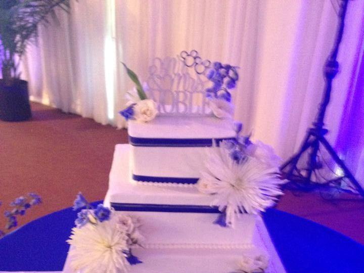 Tmx 1437878638978 11062815101531368890967487102958492497431551n Palm Harbor, Florida wedding cake