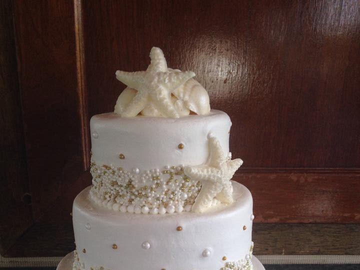 Tmx 1437878925355 11220070101531017956717488749598379067983078n Palm Harbor, Florida wedding cake