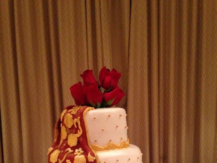 Tmx 1439349673068 11223505101531815396867486032181495407369653n Palm Harbor, Florida wedding cake