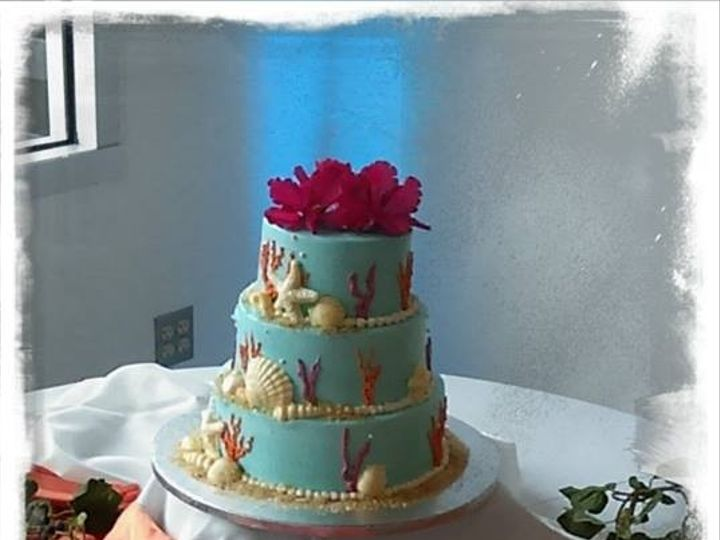 Tmx 1439349700817 118288088571230610024815026145519297738533n Palm Harbor, Florida wedding cake