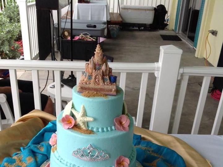 Tmx 1439349710562 1184671210207367632899520104916704506030267n Palm Harbor, Florida wedding cake