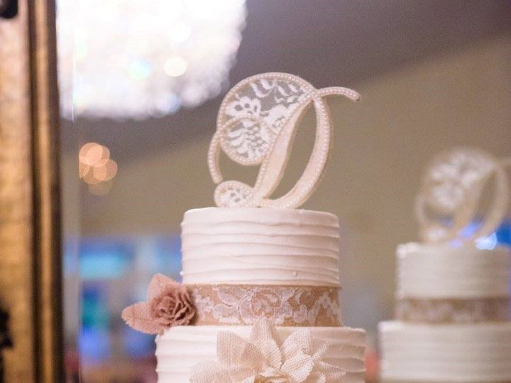 Tmx Line Textured Rustic 51 377920 157624848789548 Palm Harbor, Florida wedding cake