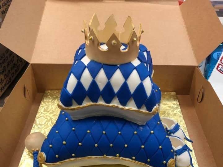 Tmx Prince Baby Shower 51 377920 157624848759838 Palm Harbor, Florida wedding cake
