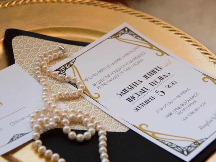 Tmx 1429900437855 111562448389765395079622296522450535774908n New Berlin wedding invitation