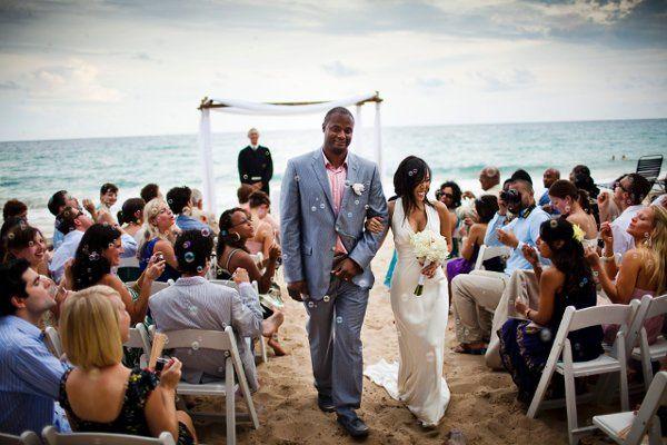 Wedding, White Sand Events, St. Thomas, USVI