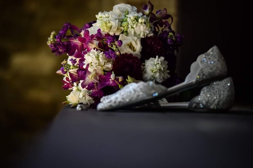 Purple & passionate -