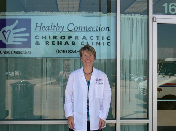 Meet Dr. Vida at her office located in Lockport, IL