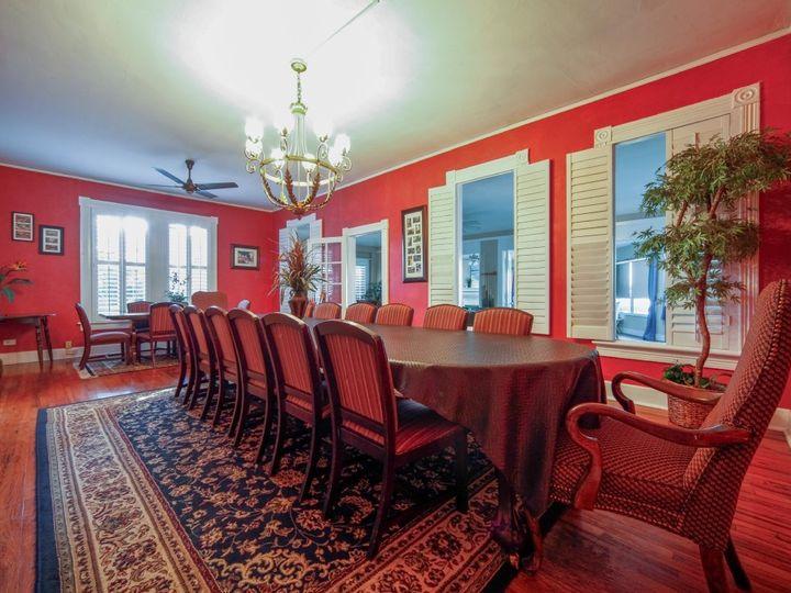 cedar house dining room