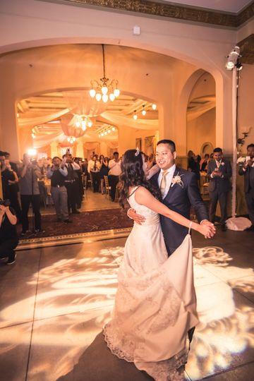 Couple on the Dance Floor