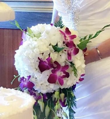Tmx 1522686945 Aee8928ca1bac650 1522686945 392fcc54d1317e64 1522686943420 3 Orchid Bouquet2 Kent, Washington wedding florist