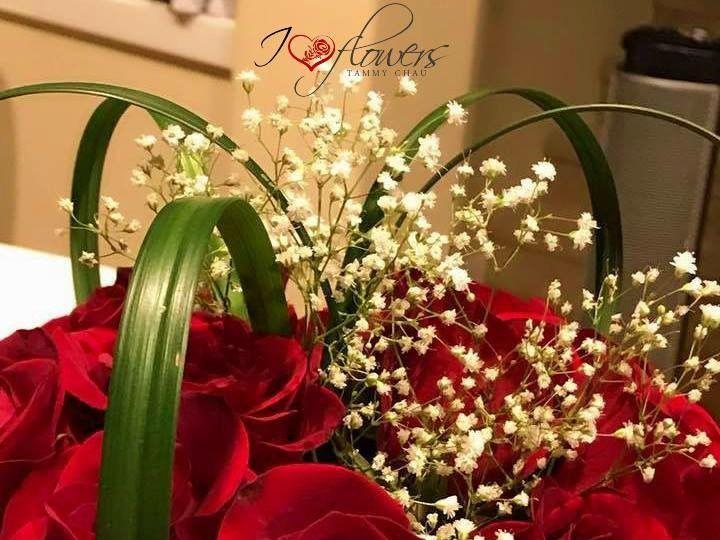 Tmx 1522686946 Bb77dc9987596b50 1522686945 6b731d317874072f 1522686943424 4 Rose Centerpiece1 Kent, Washington wedding florist