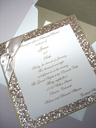 800x800 1394752116337 Embossed Wedding Invitation 3creative Wedding