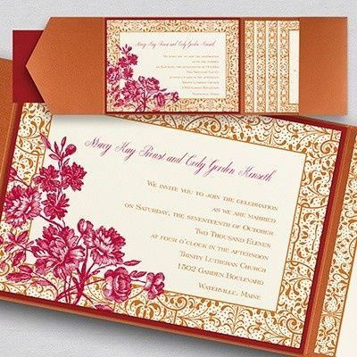 Tmx 1394752125687 2414fbn20910am Miami, FL wedding invitation