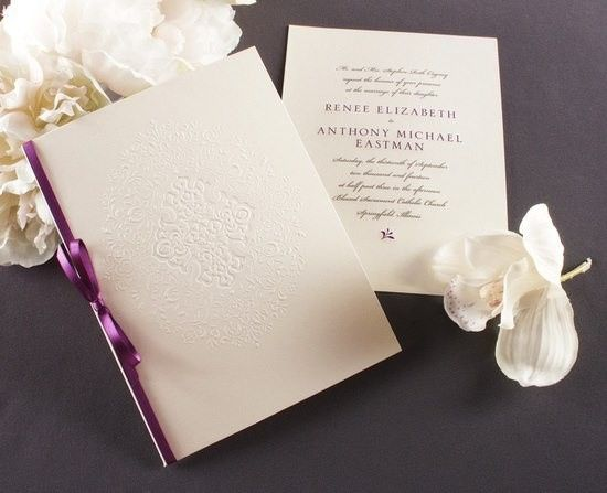 Tmx 1394753554598 Creative Wedding Invitation  Miami, FL wedding invitation
