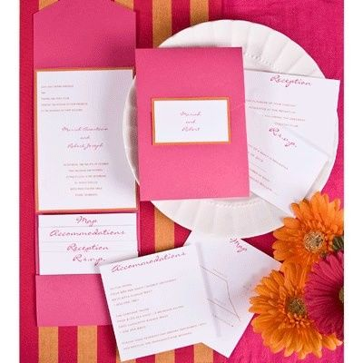 Tmx 1394753559914 Creative Wedding Invitation  Miami, FL wedding invitation