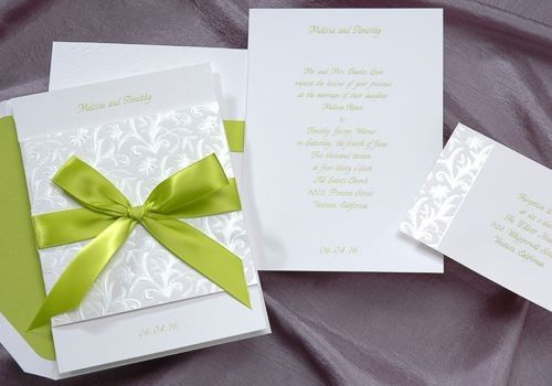Tmx 1394753562265 Creative Wedding Invitation  Miami, FL wedding invitation