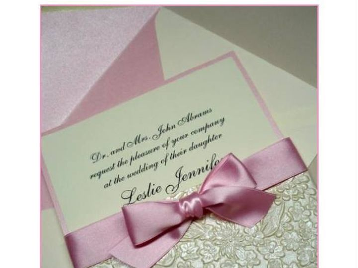 Tmx 1394753564609 Creative Wedding Invitation  Miami, FL wedding invitation