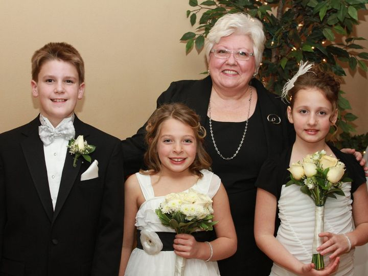 Tmx 1351560346984 2012LombardoGrundmanMewKids Brookfield wedding officiant
