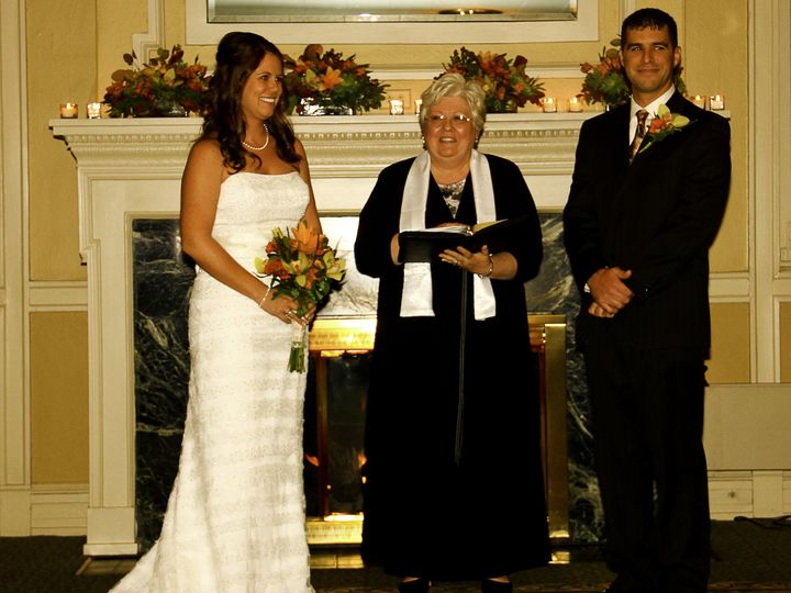 Tmx 1373953572811 2012 Sage Parente Wedding Brookfield wedding officiant