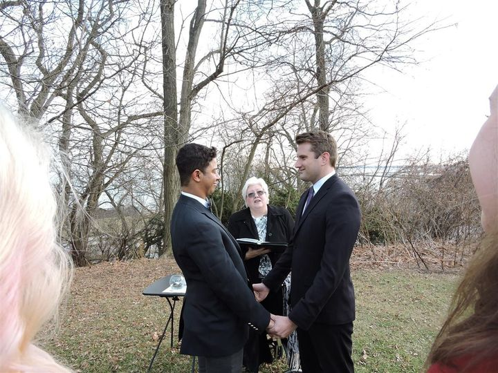 Tmx 1436548631317 2014 12 26 04.25.14 Brookfield wedding officiant