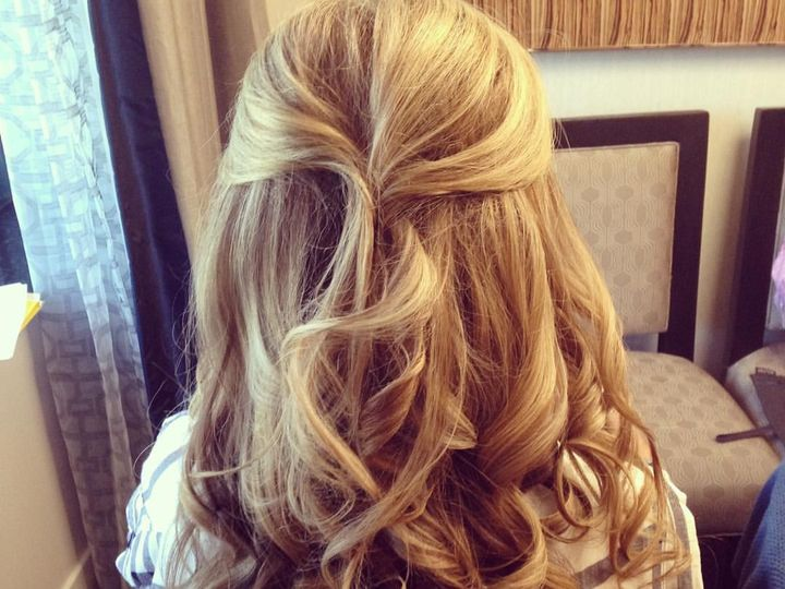 Tmx 1452004923982 Hair1 Greenlawn, NY wedding beauty