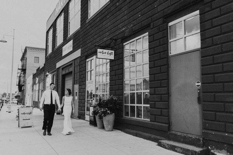 The Arbor Loft Venue Rochester Ny Weddingwire