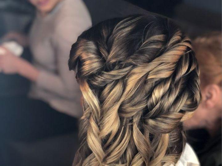 Tmx Jenn Hair 51 1000130 Brooklyn, NY wedding beauty