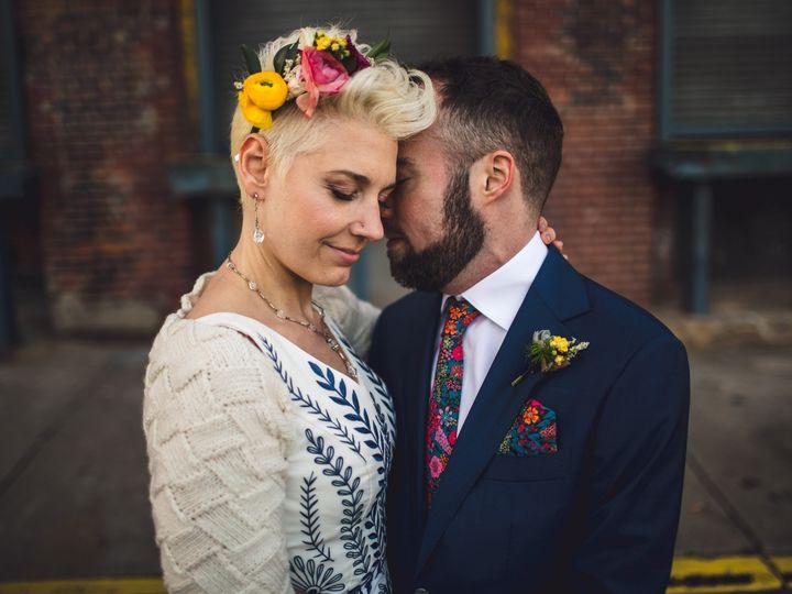 Tmx Marley Ben Wedding 0357 51 1000130 1558451876 Brooklyn, NY wedding beauty