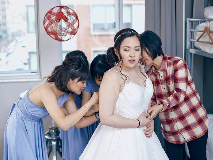 Tmx Taiwanese Wedding Photos Nyc 59 51 1000130 1558450317 Brooklyn, NY wedding beauty