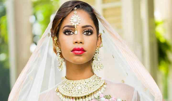 In Your Face Beauty Bar   Jamaican Makeup Artist