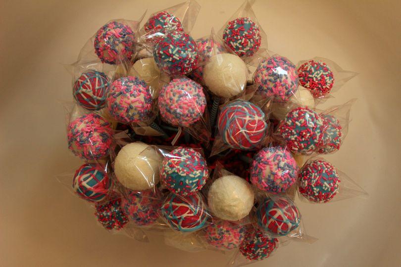 Sprinkles Cake Pops Madison Al