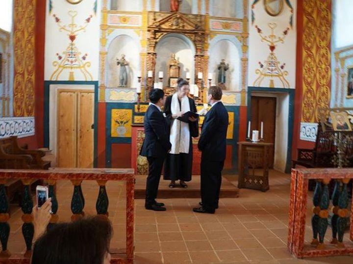 Tmx 1404018839437 13830253906302177063881012042690n Santa Barbara wedding officiant