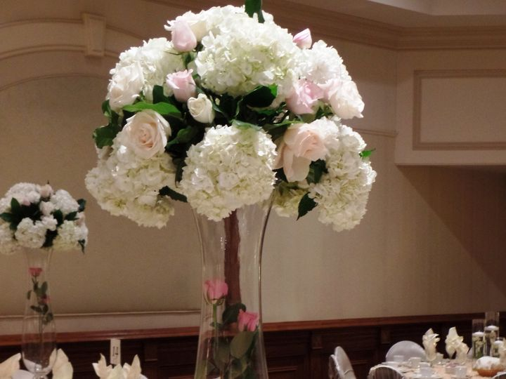 Tmx 1424378945971 Large Round Mound Pink And White Fraser, MI wedding florist