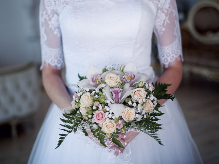 Tmx 1513201443275 Bouquet With Fern Fraser, MI wedding florist