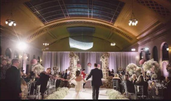 Gorgeous Indoor Ceremonies