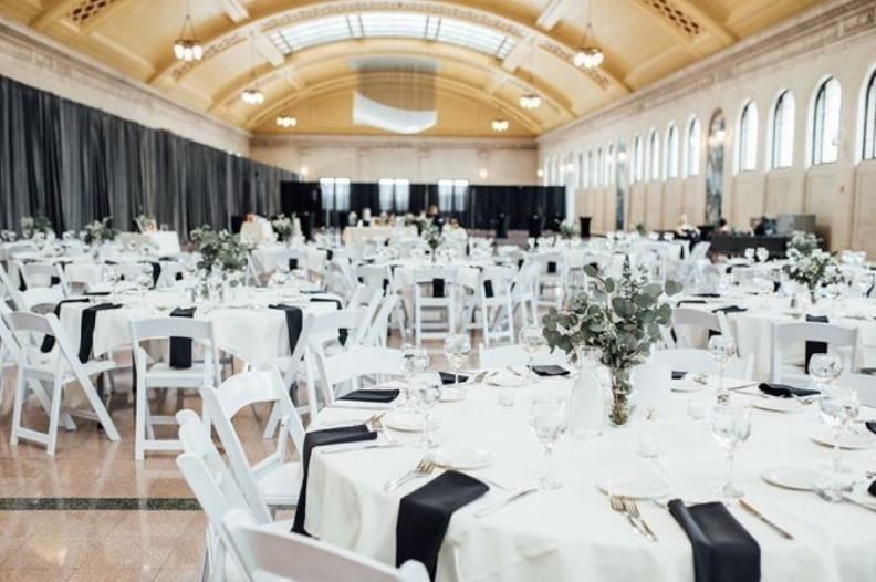 Beautiful event space