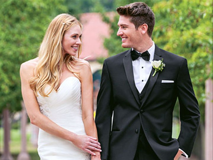Tmx 1392234092569 Tony Bowls Manhattan Slim Fit Tuxed Bedford, New Hampshire wedding dress