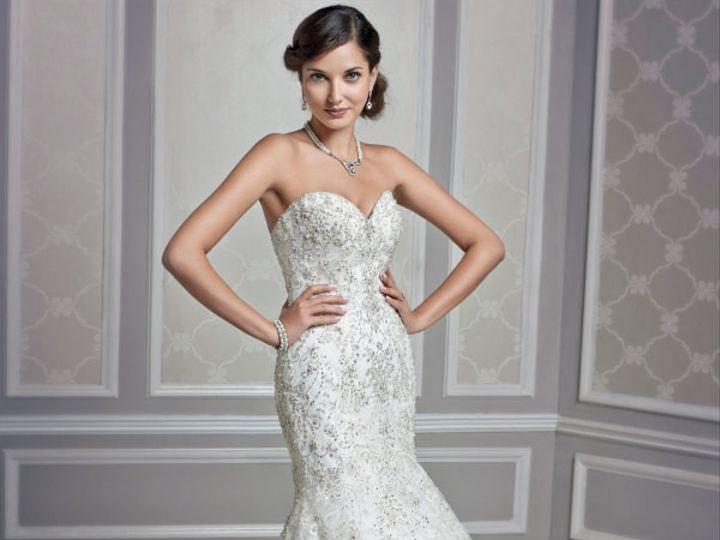 Tmx 1433257863333 3a3eb3d012e3829cb96f30de85d3683d Bedford, New Hampshire wedding dress