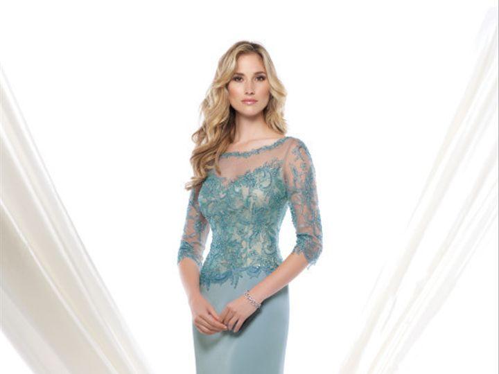 Tmx 1433259295877 115963aqua001 Hmotherofthebride 510x680 Bedford, New Hampshire wedding dress