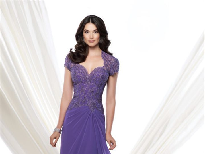 Tmx 1433259331979 115974purple003 Hmotherofthebride 510x680 Bedford, New Hampshire wedding dress