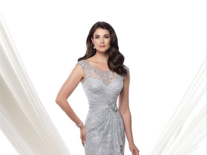 Tmx 1433259340168 115977silver019 Hmotherofthebride 510x680 Bedford, New Hampshire wedding dress