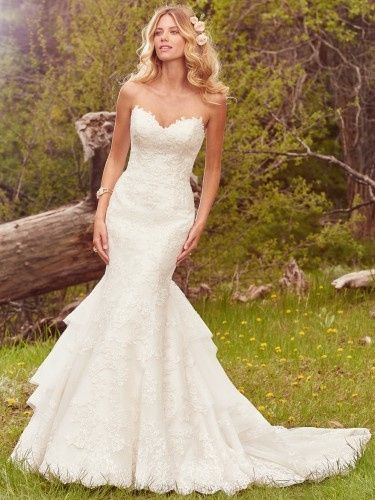 Tmx 1491338739441 7mw425 Main Bedford, New Hampshire wedding dress