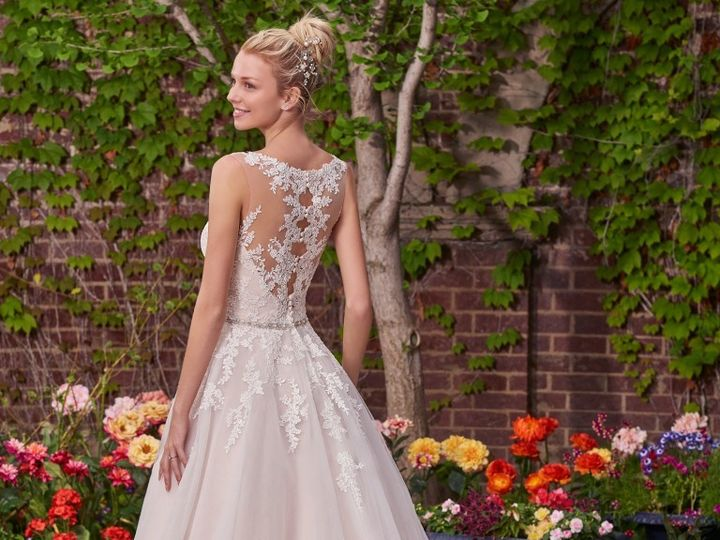 Tmx 1491338761786 7rs290 Back Bedford, New Hampshire wedding dress