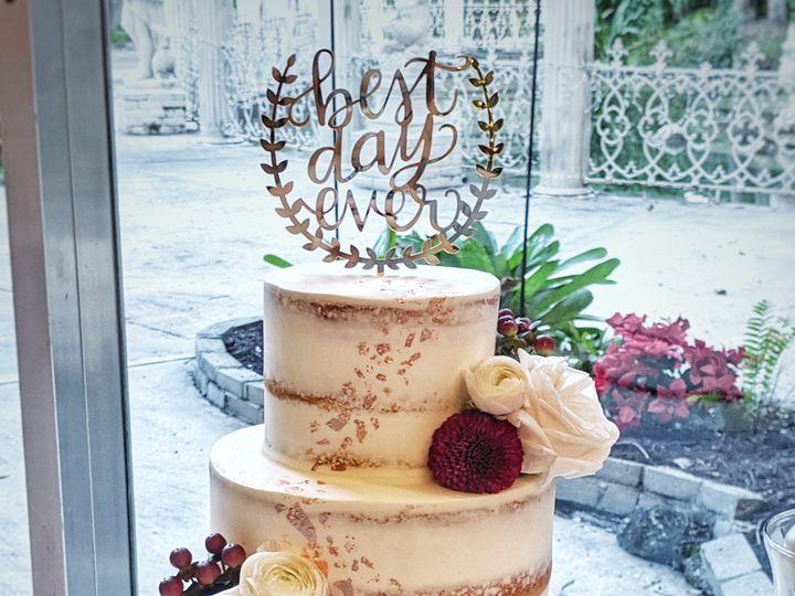 Tmx 00000portrait 00000 Burst20191207172006149 01 51 1003130 157608578773620 Tampa, FL wedding cake