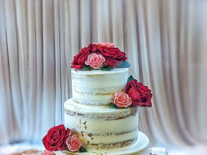 Tmx 00100lrportrait 00100 Burst20191130174719654 Cover 01 51 1003130 157608578636320 Tampa, FL wedding cake