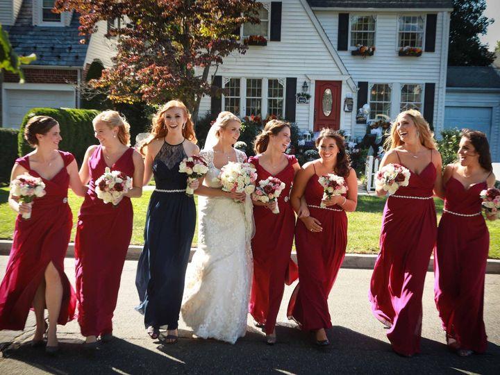 Tmx 10 Wedding Bridesmaids Group Fun Walk 51 3130 158989739695957 Garden City, NY wedding photography