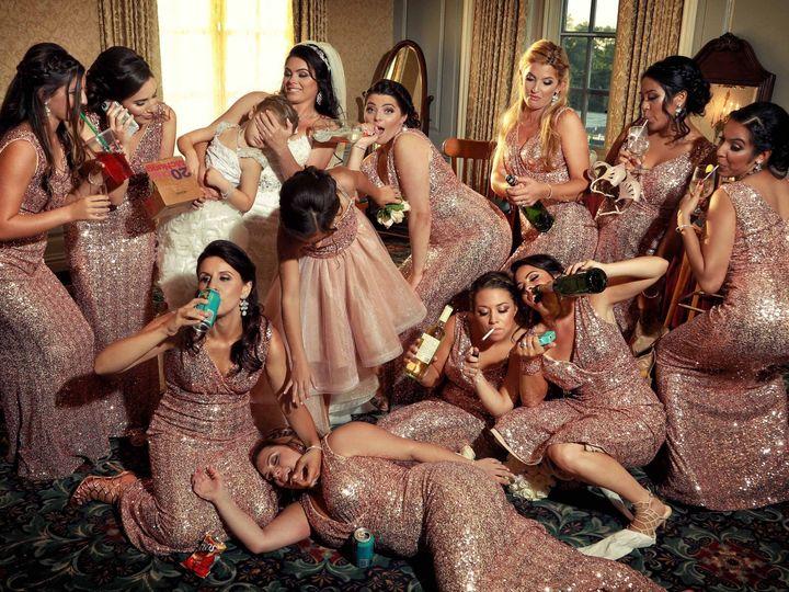 Tmx 15 Wedding Bridesmaids Fun Props Creative 51 3130 158989739827361 Garden City, NY wedding photography