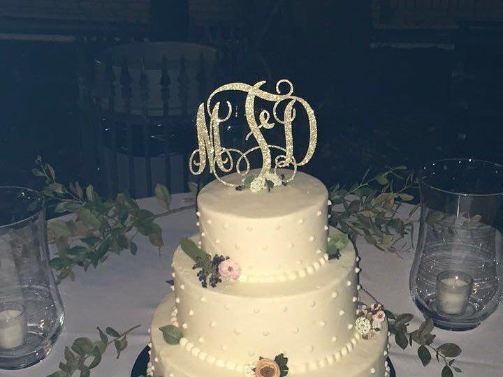 Tmx 1523925237 A2a05d1bc27401f8 1523925236 Cb9f8cd4f0163f6f 1523925237547 12 29512435 20633670 Tampa, FL wedding cake
