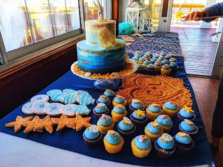 Tmx 1523925266 93eda2003838a191 1523925265 810bd5f17ba21a05 1523925266217 17 IMG 3605 Tampa, FL wedding cake